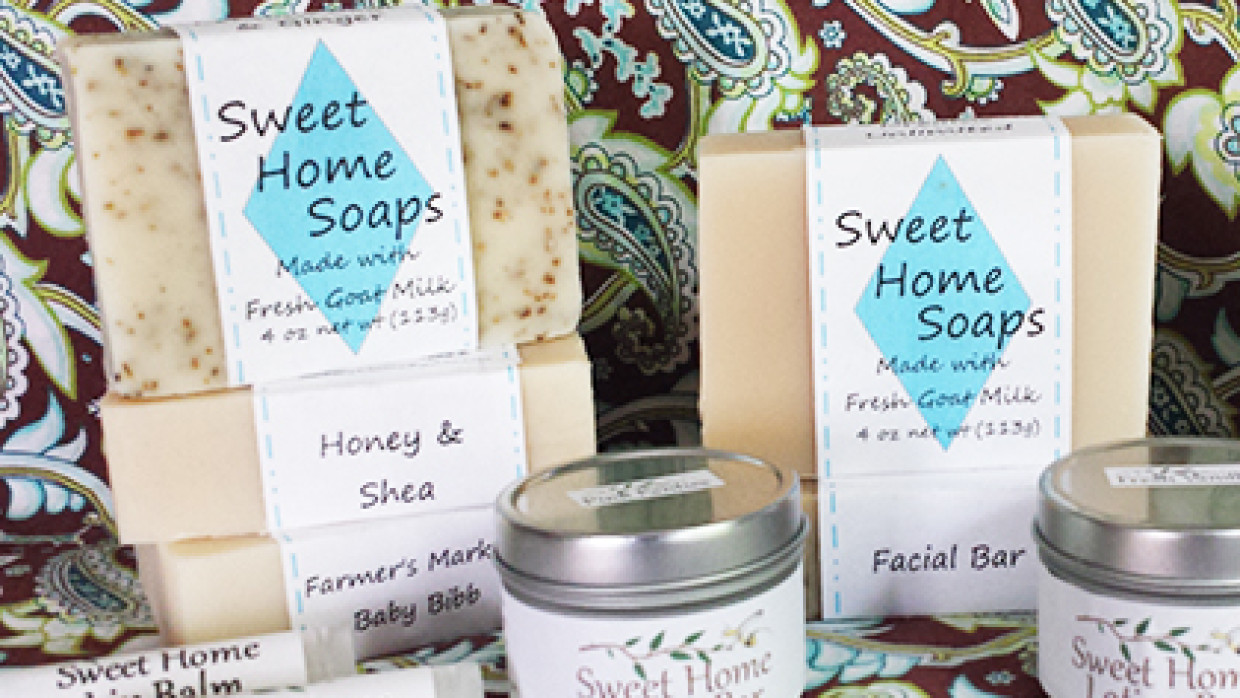 Sweet Home Soaps